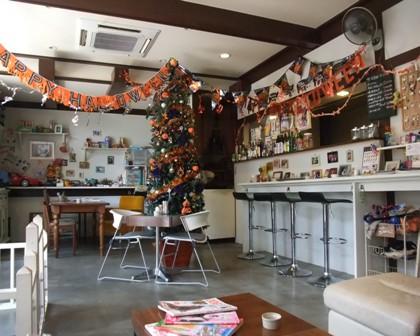 名古屋ドッグカフェ
